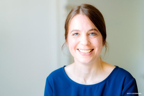 Kinderosteopathin Sonja Jelineck