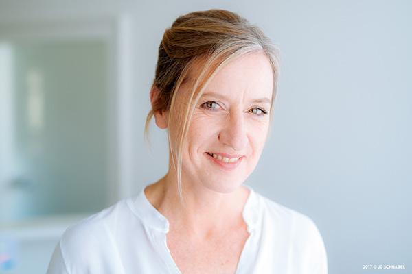 Yvonne Olsson, Praxismanagerin vom manutherapeuticum ZAPFF