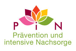 Logo PIN – Prävention und intensive Nachsorge