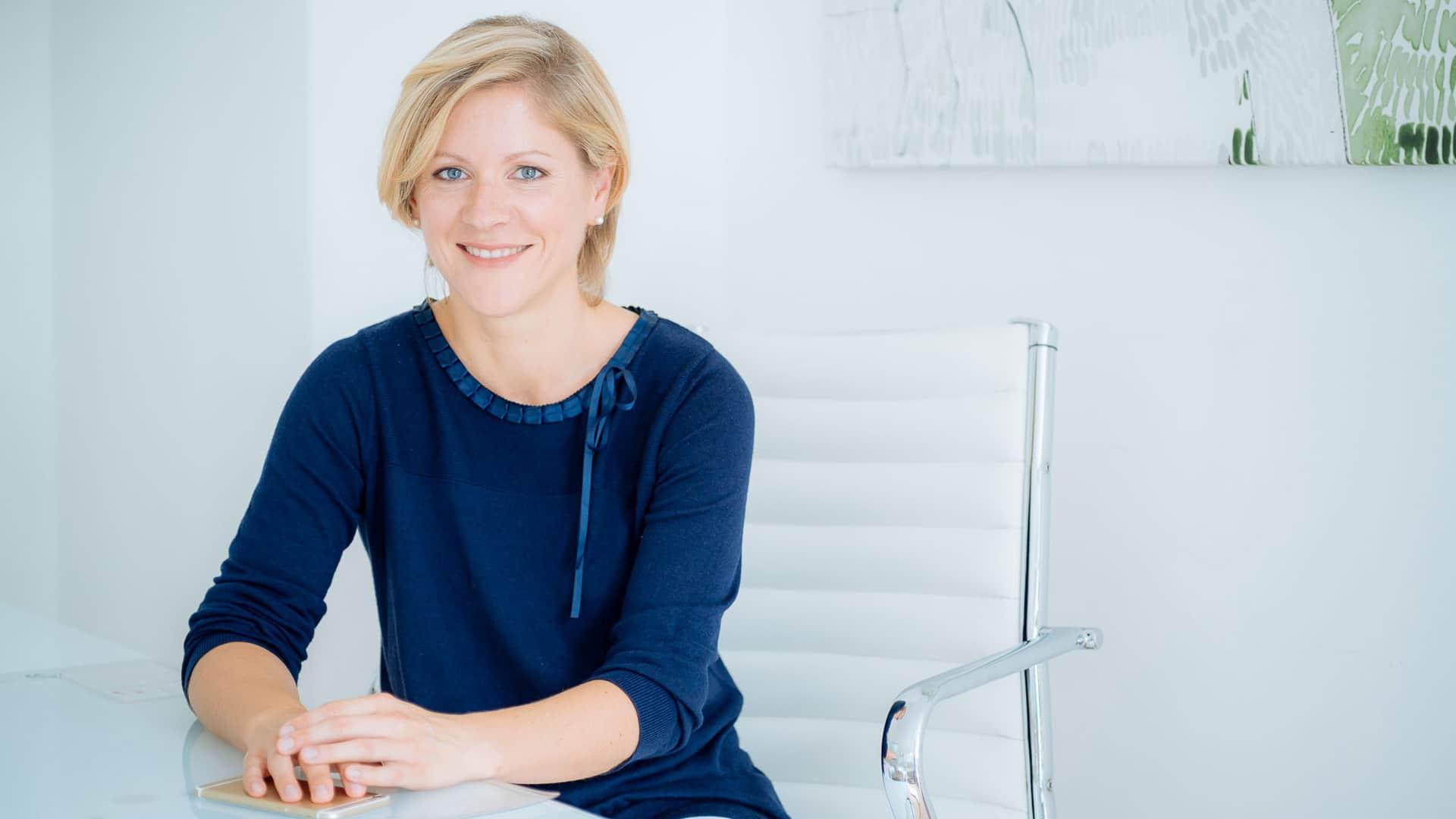 Osteopathin Tamara Hussendörfer